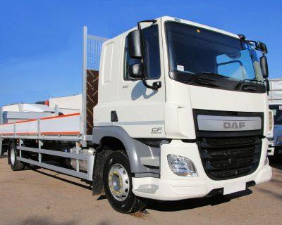 DAF Trucks for Sale | Quality Used Trucks | Chris Hodge